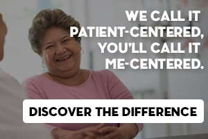 We call it Patient-Centered, You'll Call it Me-Centered