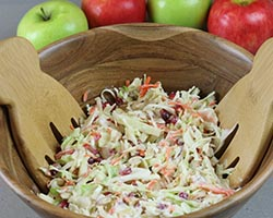 Apple_Pomegranete_Almond_Coleslaw